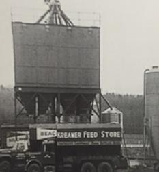 First Bulk Truck